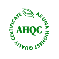 Akuna Highest Quality Certificate